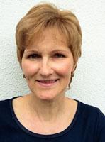 Büchereileiterin Anna Eichtinger