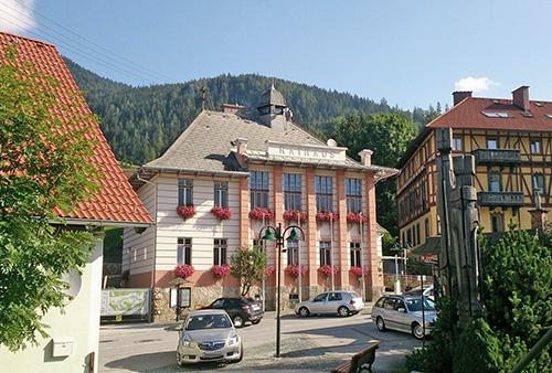 Gemeindeamt Spital am Semmering